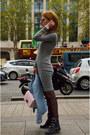 Light-blue-zara-jacket-light-pink-guess-watch