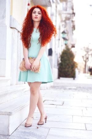 Valentino shoes - Zara dress