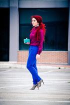Zara shoes - Massimo Dutti pants