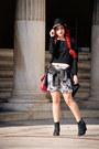 Topshop-boots-zara-sweater-vintage-skirt