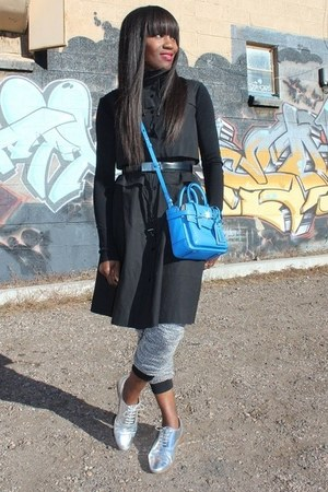 Reed Krakoff bag - Jcrew shoes - PROENZA SCHOULER vest