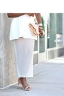 Nude-shoes-white-dress-nude-bag-white-sunglasses