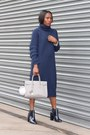 Zara-boots-bdg-dress-jcrew-hat-yves-saint-laurent-bag