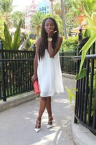 asos dress - PROENZA SCHOULER bag - Valentino heels