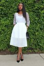 Chanel-bag-valentino-heels-zara-skirt-club-monaco-top