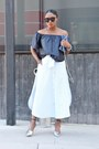 Stella-mccartney-bag-karen-walker-sunglasses-j-crew-pumps-the-fifth-skirt