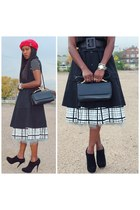 asos skirt - American Apparel shirt - Marni bag