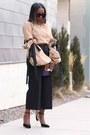 Statement-bag-karen-walker-sunglasses-statement-heels