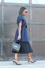 Lavish-alice-dress-balenciaga-bag-prada-sunglasses-asos-skirt