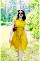 The Ginger Dress