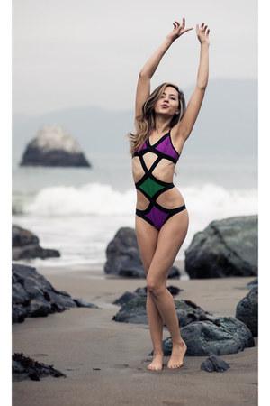 Jaime Ashley swimwear