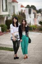 Akira top - Shoppalu pants