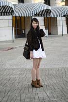 American Apparel skirt - Sway Chic top