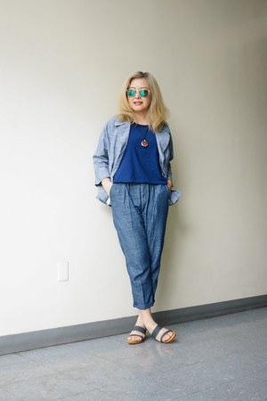 Alice  UO jacket - mirror lens Urban Outfitters sunglasses