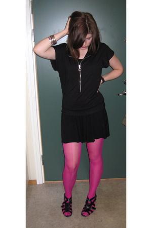 Lindex childrens top - dress - tights - Din Sko shoes