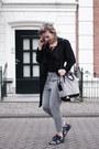 Black-mango-coat-heather-gray-alexander-wang-bag-heather-gray-only-pants