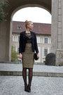 Black-zara-coat-black-h-m-jacket-black-h-m-bag-mustard-reserved-skirt