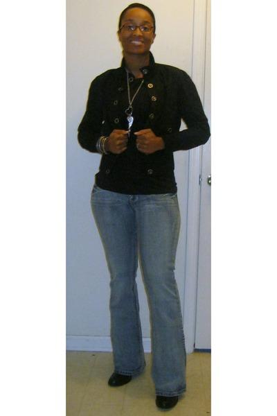 black Ebay boots
