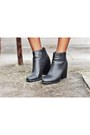Black-ankle-boots-missguided-boots-black-fedora-missguided-hat