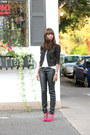 Faux-leather-topshop-pants-cupid-pumps-jcrew-t-shirt