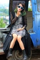 sammydress boots - alcatras dress