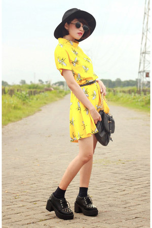 Sheinside dress - sammydress hat
