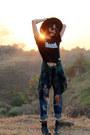Zalora-boots-wwwknooxwearcom-t-shirt
