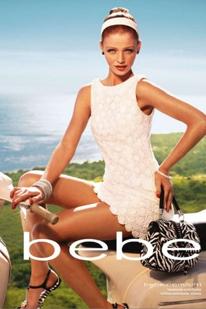 Bebe dress - Bebe sandals