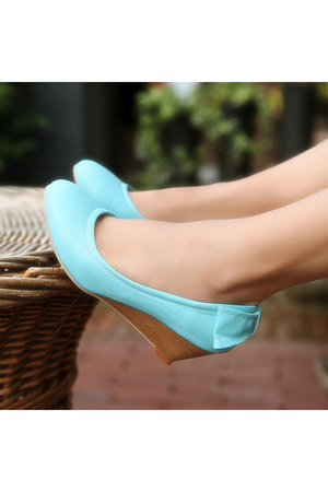 wedges shoes RoKo Fashion wedges