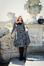 Heather-gray-1950s-dress-dress-black-vivienne-westwood-bag