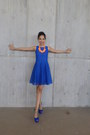 Blue-diy-dress