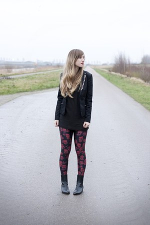 zombie leggings Black Milk Clothing leggings