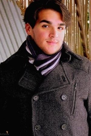 Merrimekko for H&M scarf - H&M coat