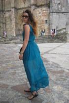 Zara dress - Zara sandals