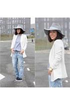 Zara hat - H&M flats
