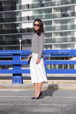 Zara skirt - Primark sweater