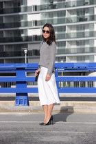 Zara skirt - Primark sweater