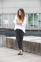 Zara pants - New Yorker jumper - Zara heels