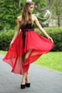 Asymmetric-romwe-skirt-high-heels-sheinside-heels