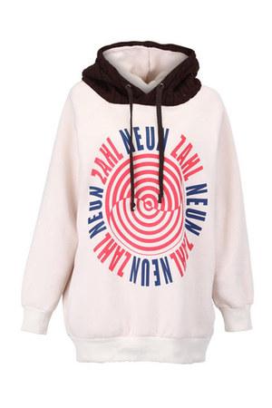 romwe hoodie