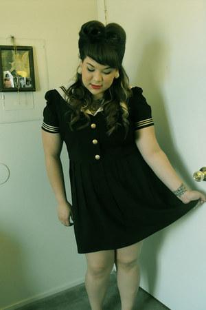 diy vintage dress