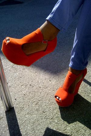 Mei shoes