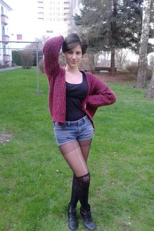 jacket - shorts - top
