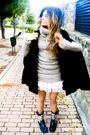 Beige-zara-sweater-black-zara-coat-black-ash-boots-pink-primark-skirt