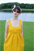 shoes - See by Chloe dress - vintage scarf - TK Maxx sunglasses