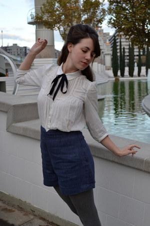 ivory Zara blouse