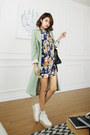 Chartreuse-cotton-osman-coat