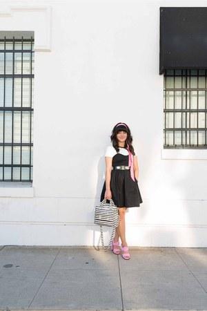 kate spade dress - Nasty Gal heels