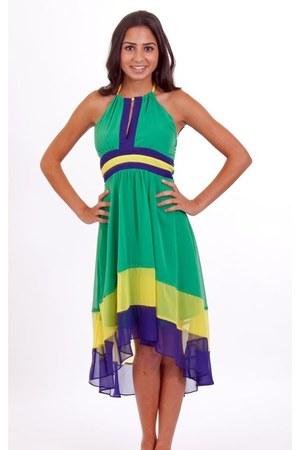 forest green RuleHim dress
