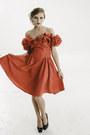 Vintage-designer-dress